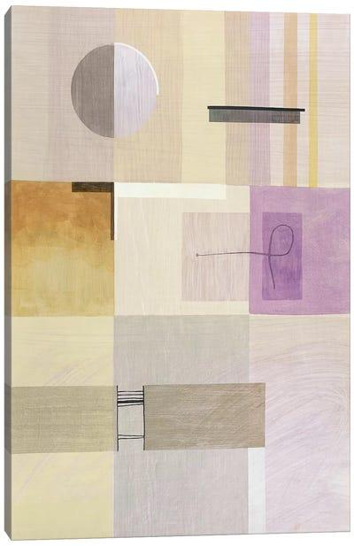 Lavender Essence II Canvas Art Print