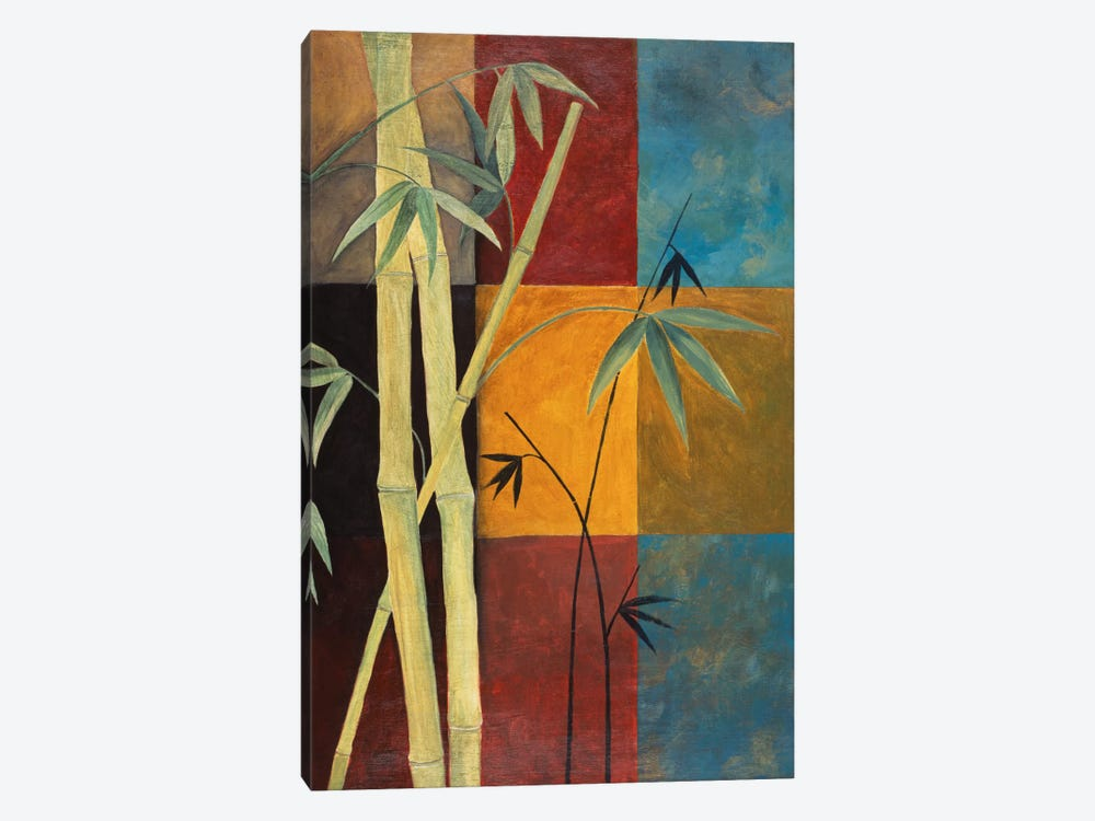 Bamboo 1-piece Canvas Art