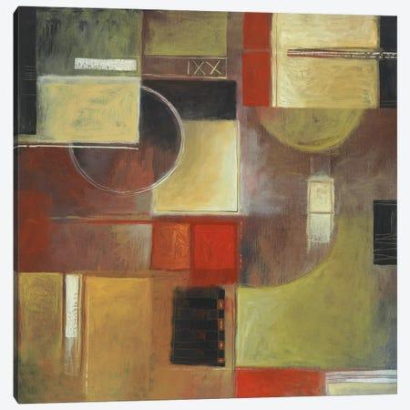 Retro in Red III Canvas Print #9112} by Pablo Esteban Canvas Art Print
