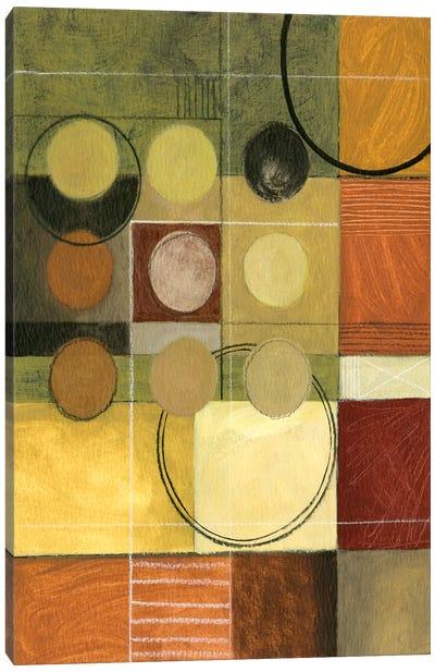 Color Colage II Canvas Print #9115