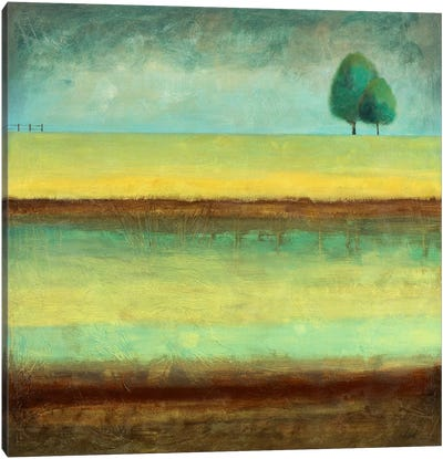 A Tree by Pablo Esteban Canvas Art