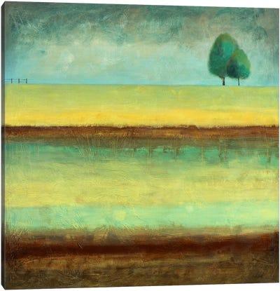 A Tree Canvas Art Print