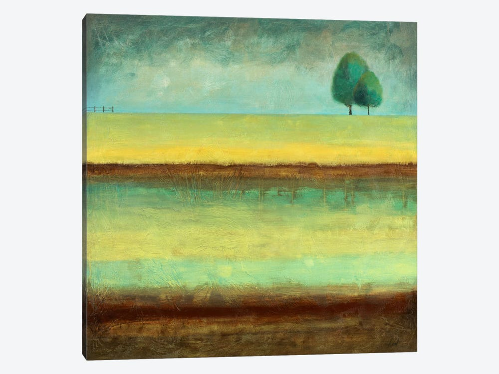 A Tree by Pablo Esteban 1-piece Canvas Art