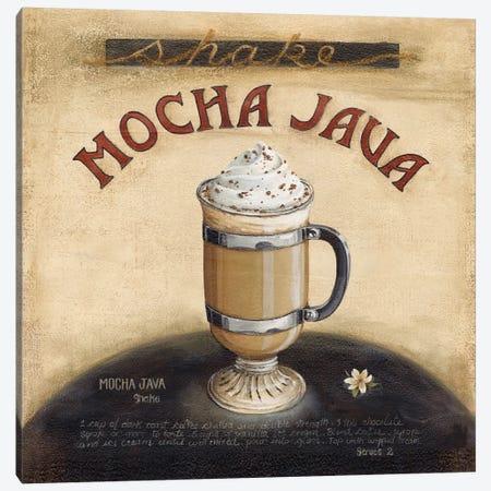 Mocha Java Canvas Print #9126} by Lisa Audit Canvas Print