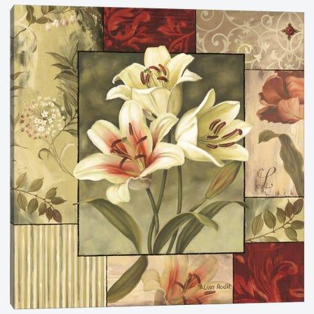Classic Impressions Canvas Print #9129} by Lisa Audit Canvas Artwork