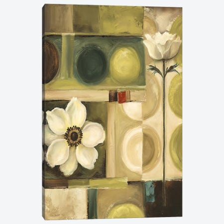 60s Bloom Canvas Print #9130} by Lisa Audit Canvas Print