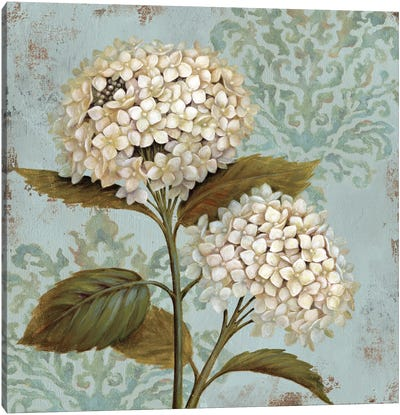 Ornament Canvas Art Print