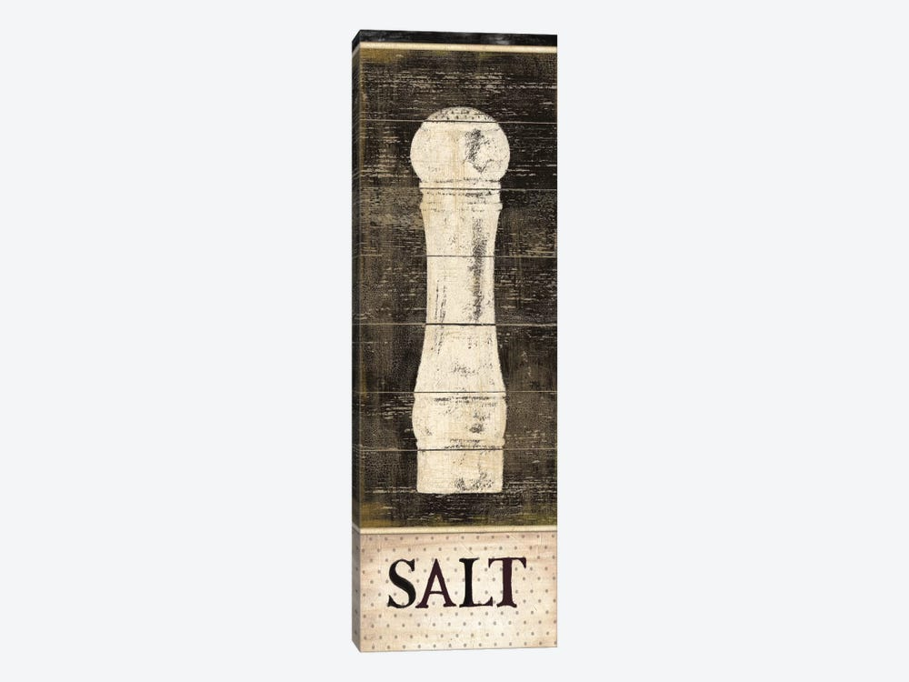 Salt & Pepper I by Daphne Brissonnet 1-piece Art Print