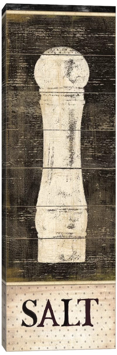 Salt & Pepper I Canvas Art Print