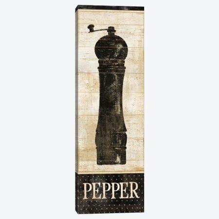 Salt & Pepper II Canvas Print #9162} by Daphne Brissonnet Canvas Wall Art
