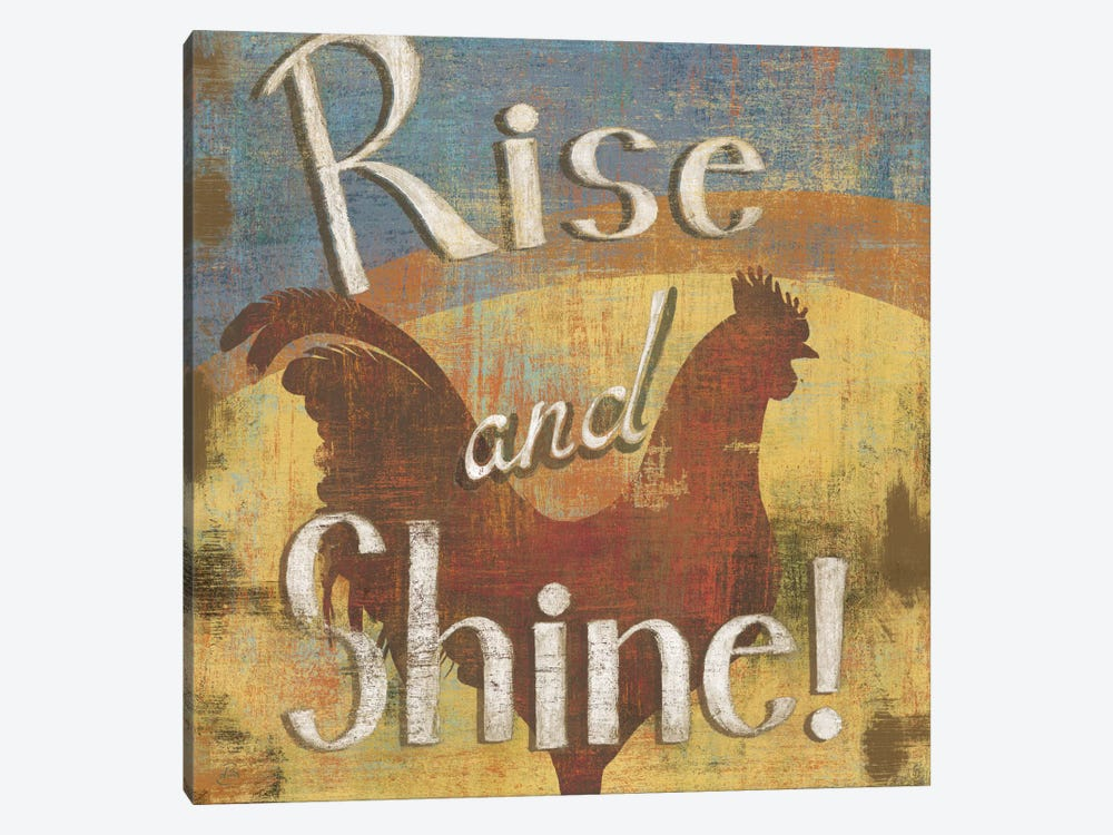 Rise & Shine by Daphne Brissonnet 1-piece Art Print