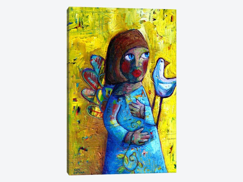 Golden Haze by Sara Catena 1-piece Canvas Wall Art