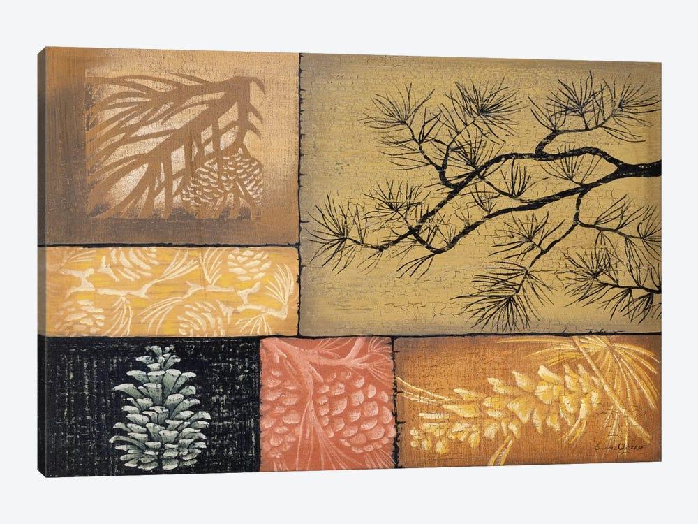 Pine Cones by Susan Clickner 1-piece Canvas Art