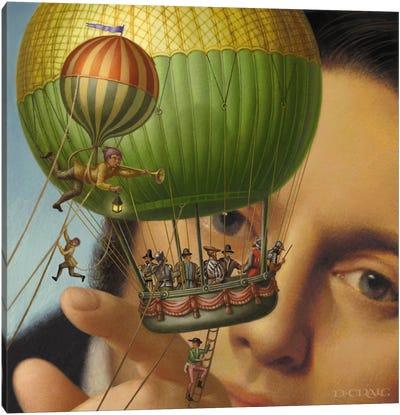Gulliver's Travels Canvas Art Print