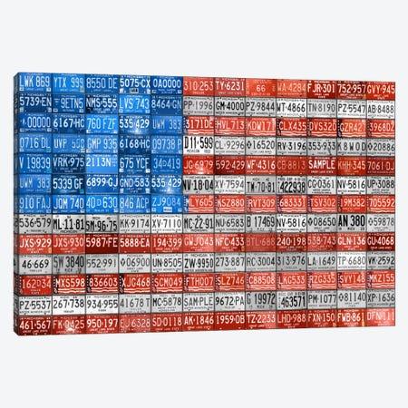 USA III Canvas Print #9208} by Design Turnpike Canvas Art Print