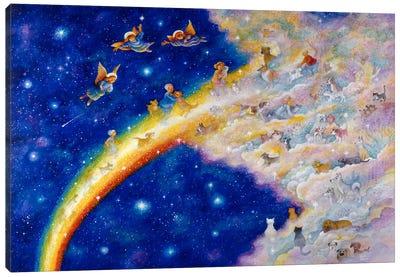 Rainbow Bridge Canvas Print #9227