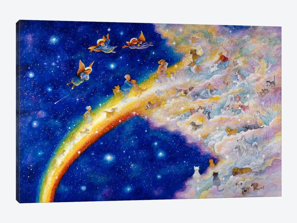 Rainbow Bridge by Bill Bell 1-piece Art Print