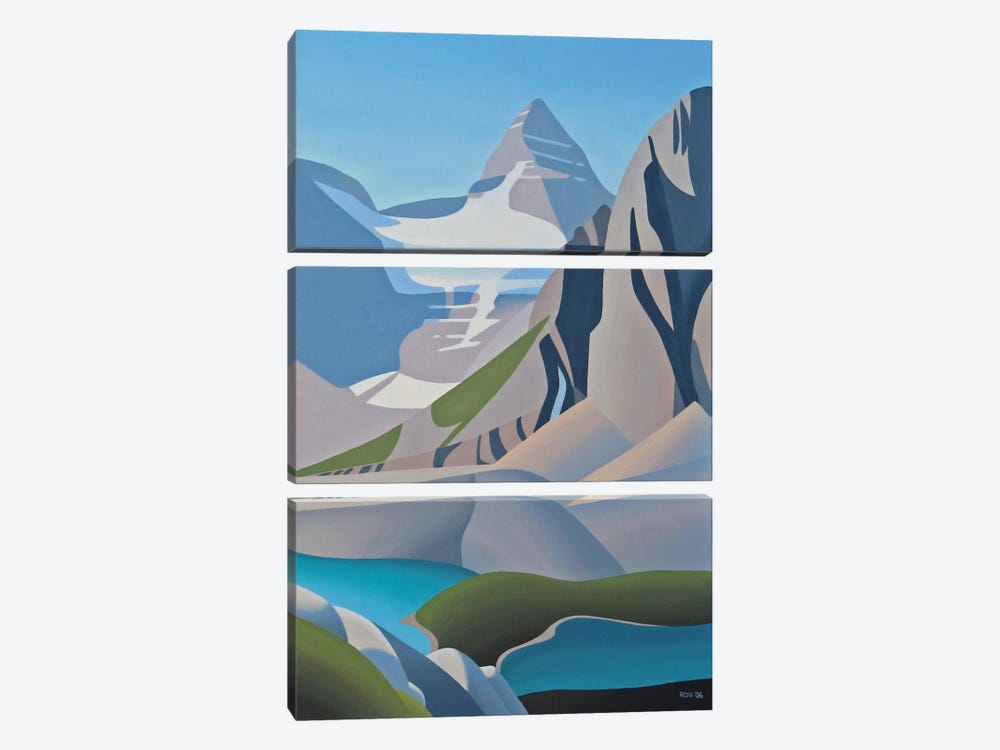 Assiniboine 3-piece Art Print