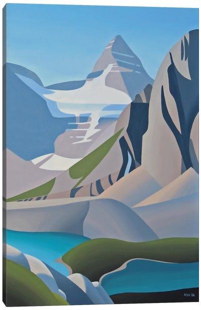 Assiniboine Canvas Art Print