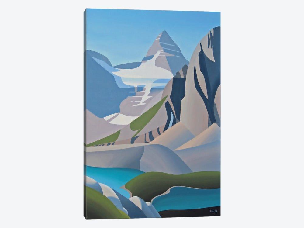 Assiniboine by Ron Parker 1-piece Canvas Art Print