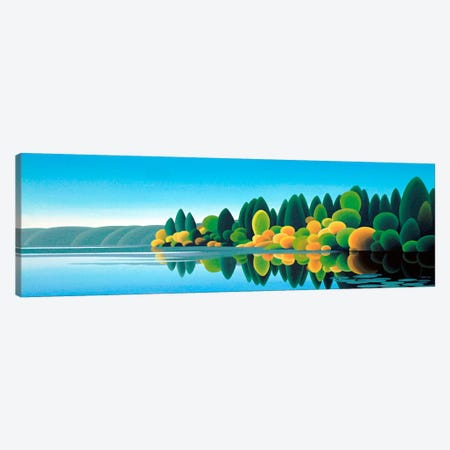 Prospect Lake Canvas Print #9320} by Ron Parker Canvas Wall Art