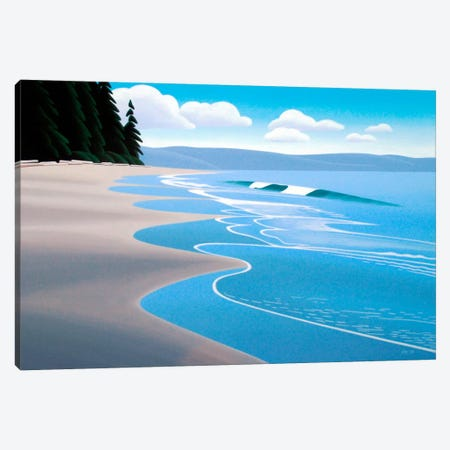 Summer Sand Canvas Print #9321} by Ron Parker Canvas Art
