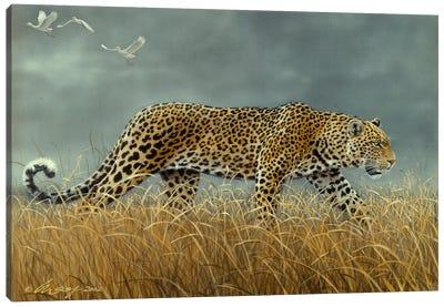 Leopard 2 Canvas Art Print