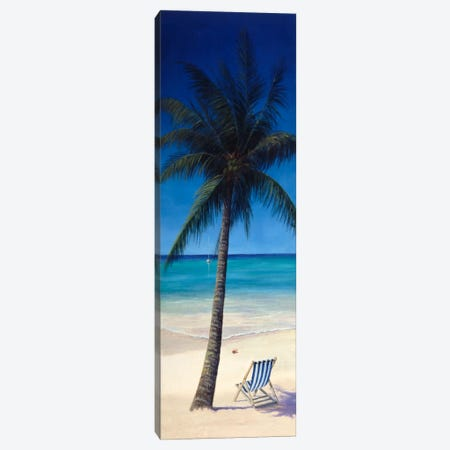 Tropics Canvas Print #9357} by Bill Makinson Canvas Art