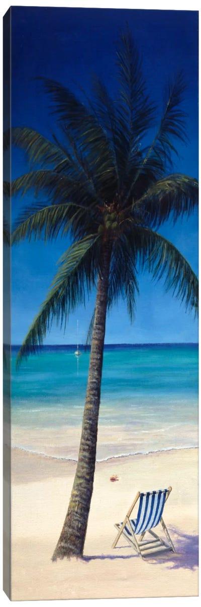 Tropics Canvas Art Print