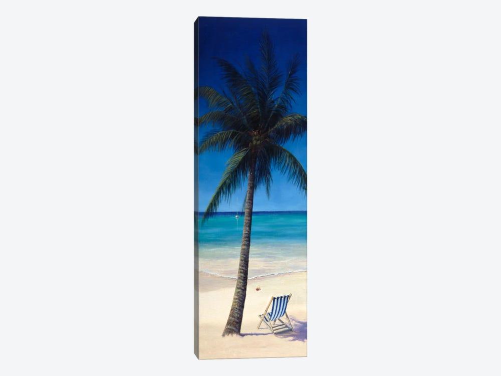 Tropics by Bill Makinson 1-piece Canvas Art Print