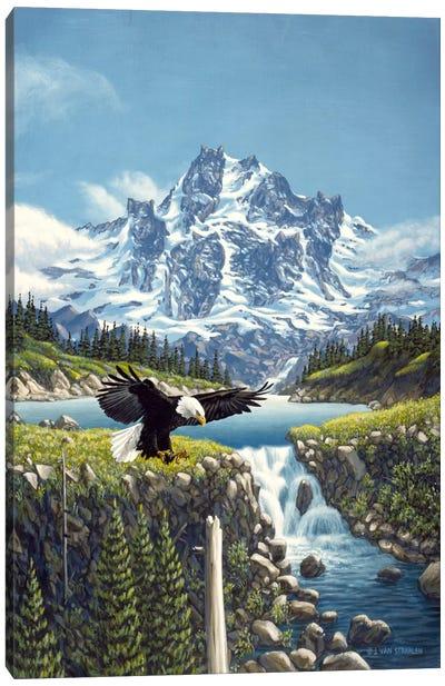 Eagle Mountain Canvas Art Print