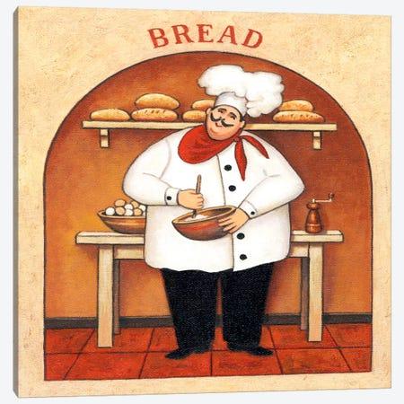 Bread Canvas Print #9408} by John Zaccheo Canvas Print