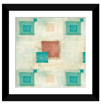 Rhythm Framed Art Print