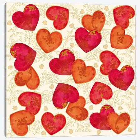 Love Divine Canvas Print #9416} by Maria Trad Canvas Art Print
