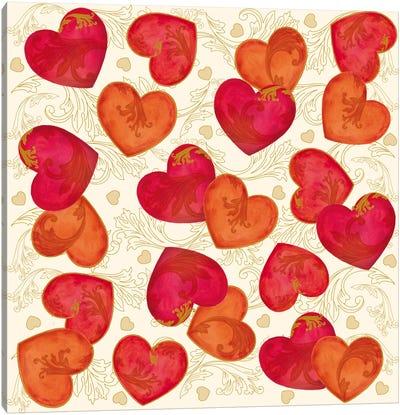 Love Divine Canvas Art Print