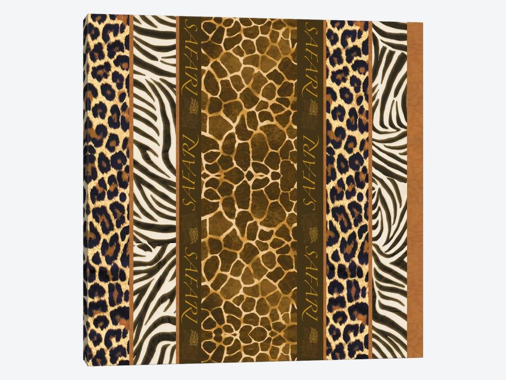 Safari by Maria Trad 1-piece Canvas Print