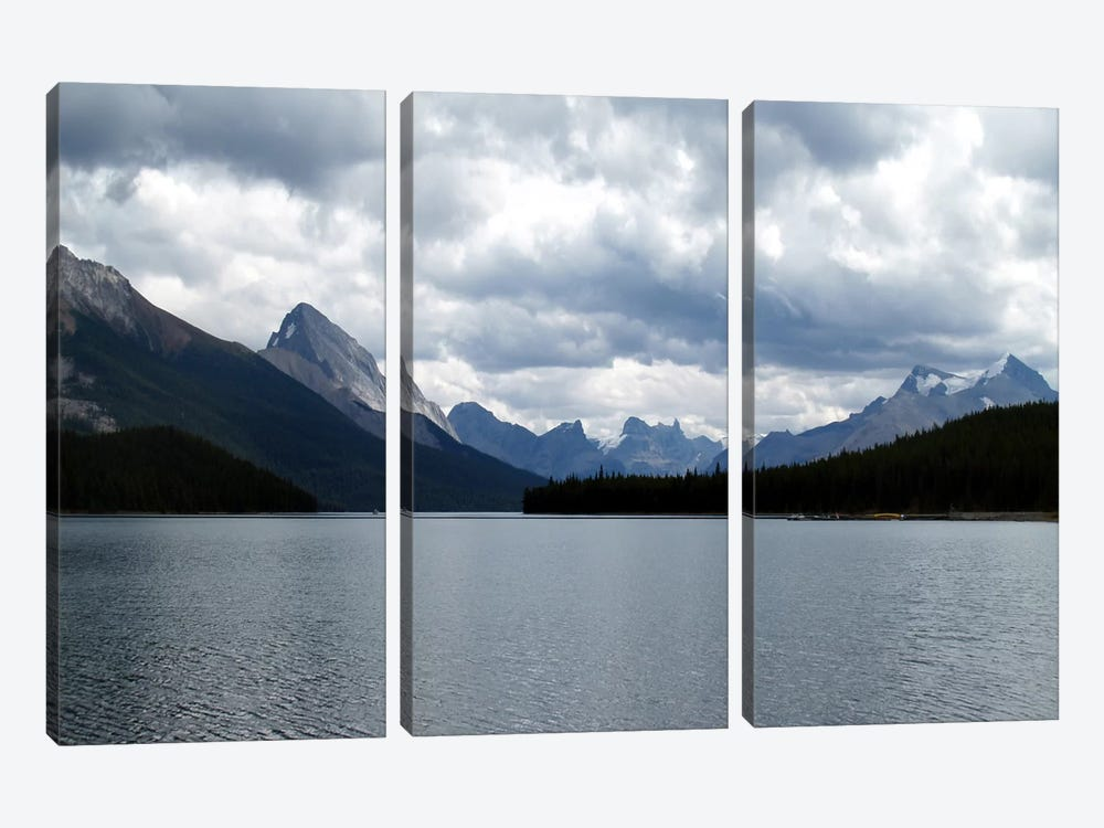 Blue Horizon I from Willow Way Studios by Willow Way Studios, Inc. 3-piece Canvas Wall Art