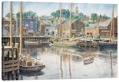 Old Gloucester Canvas Art Print