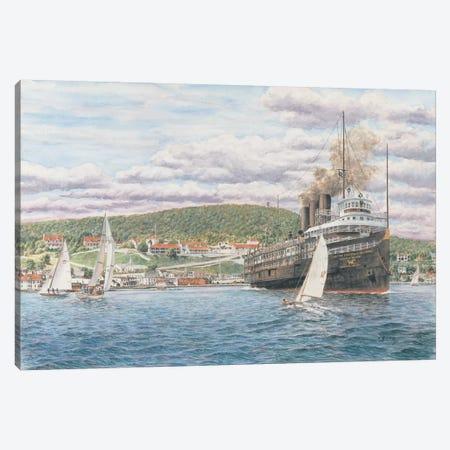 Greater Detroit Canvas Print #9459} by Stanton Manolakas Canvas Wall Art