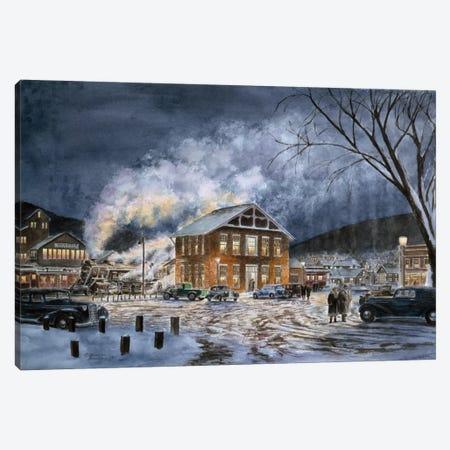 North Field, VT, circa 1940 Canvas Print #9522} by Stanton Manolakas Canvas Art
