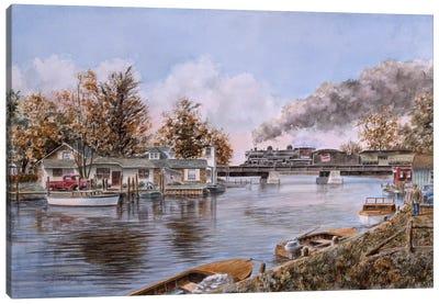 Belle River, Ontario Canvas Art Print