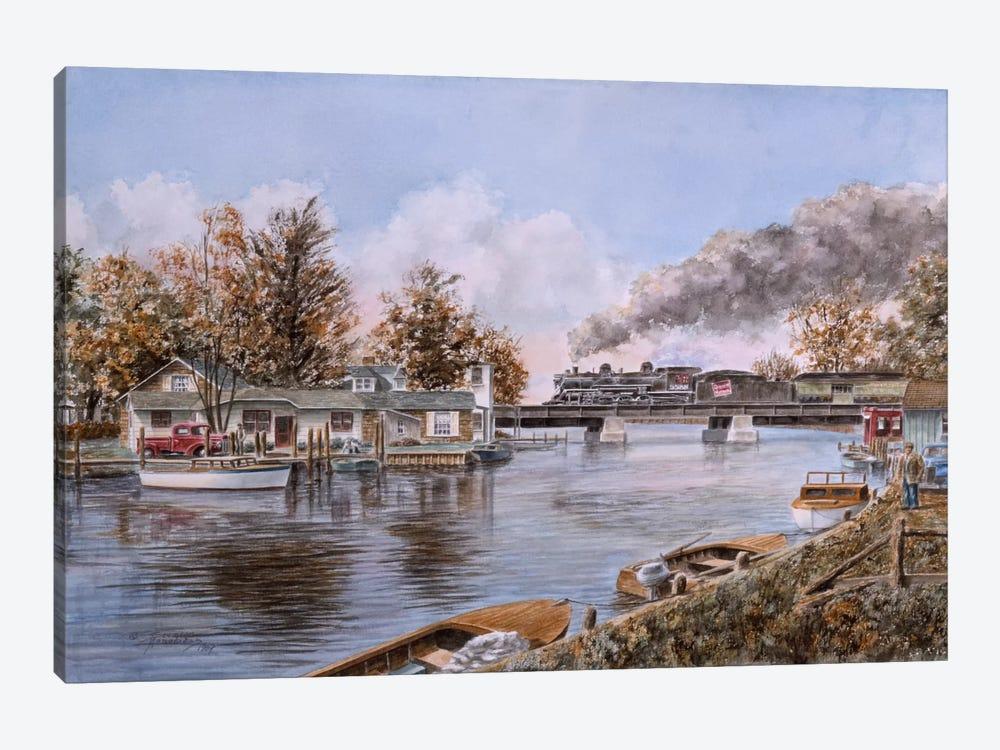 Belle River, Ontario by Stanton Manolakas 1-piece Art Print