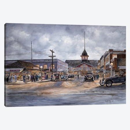Balboa Canvas Print #9545} by Stanton Manolakas Canvas Print