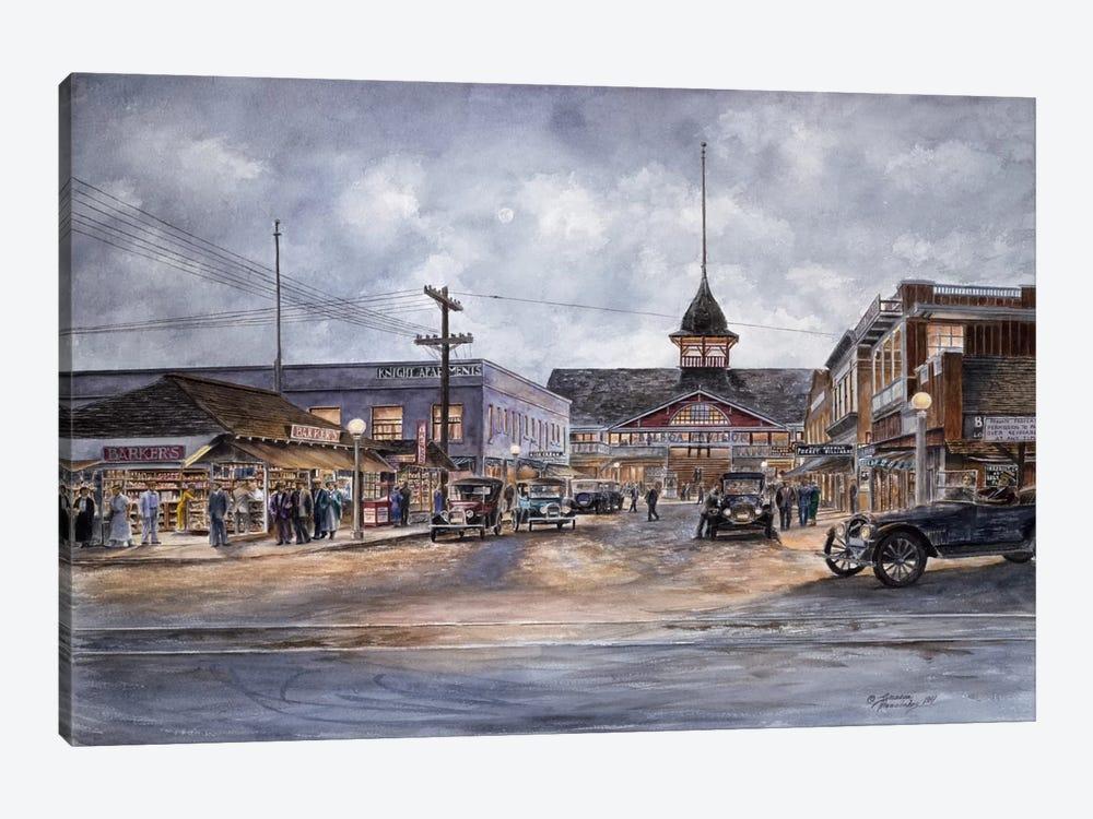 Balboa by Stanton Manolakas 1-piece Canvas Art