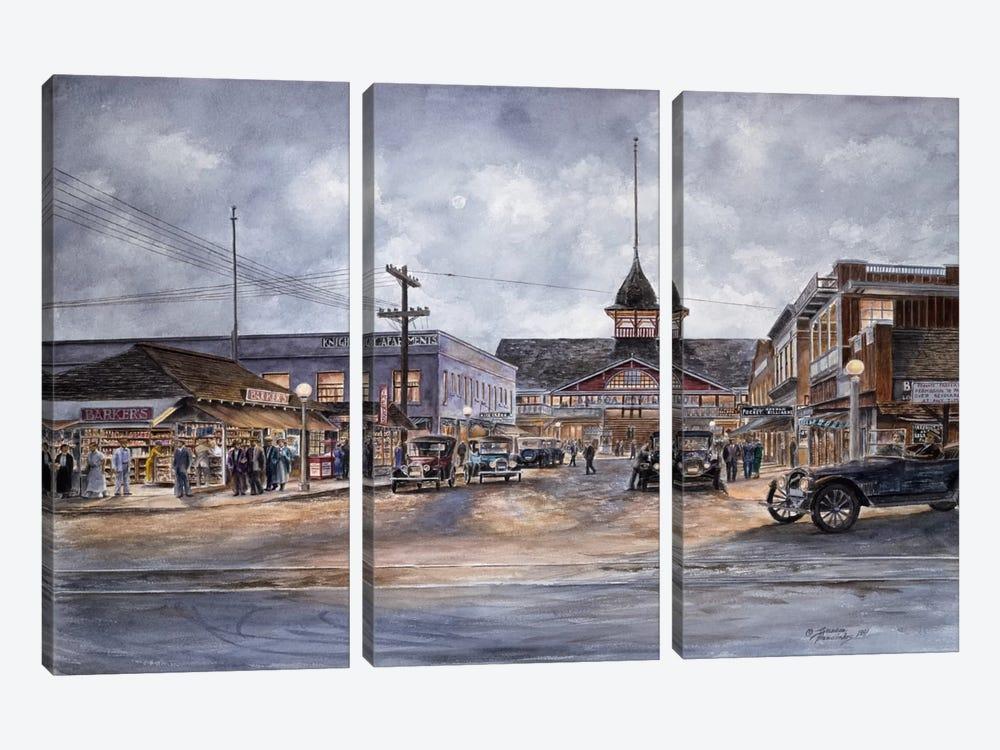 Balboa by Stanton Manolakas 3-piece Canvas Wall Art