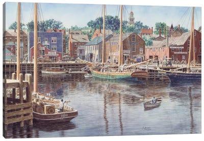 Madeleine Charles Canvas Art Print