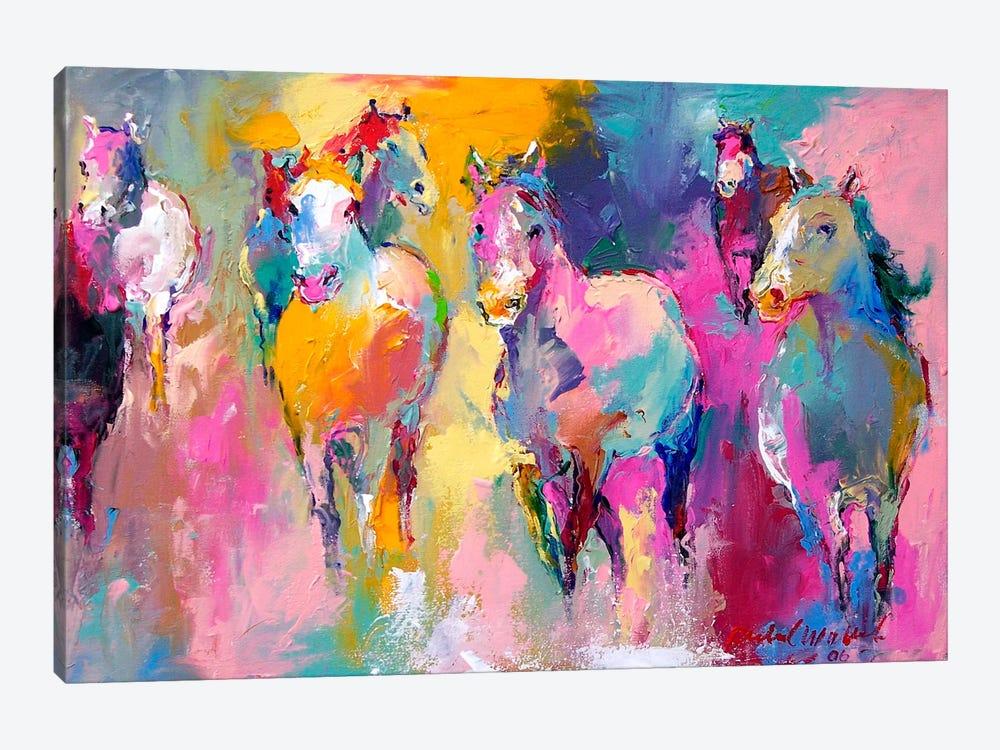 Wild by Richard Wallich 1-piece Canvas Art