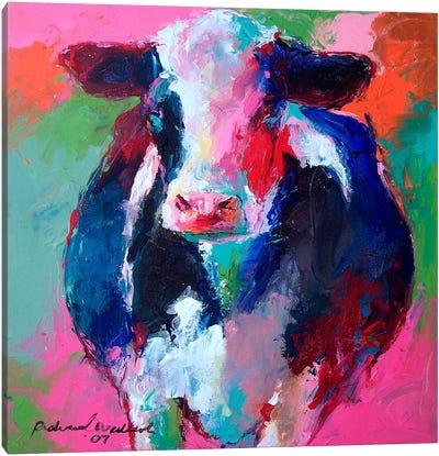 Cow II Canvas Art Print