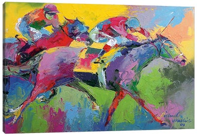 Furlong Canvas Art Print