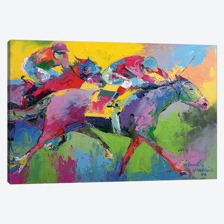 Furlong 3-Piece Canvas #9631} by Richard Wallich Canvas Art